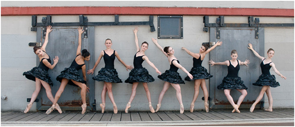 CatchingART Contemporary Ballet Theatre